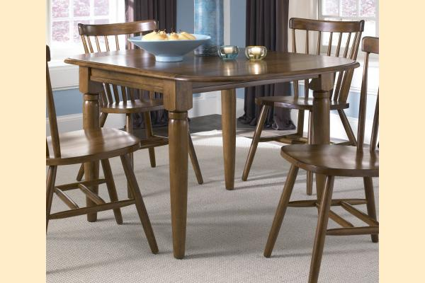 Liberty Creations II Drop Leaf Table w/ Includes 2 10 Inch Drop Leaves
