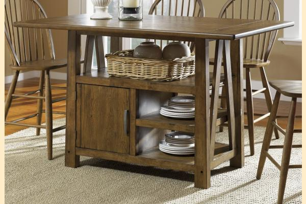 Liberty Farmhouse Center Island Table