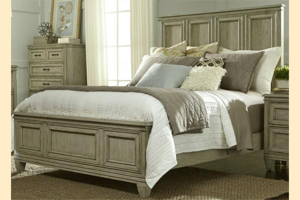 Liberty Grayton Grove King Panel Bed