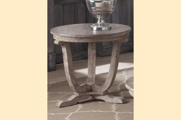 Liberty Greystone Mill End Table