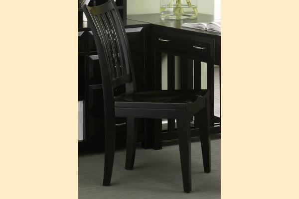 Liberty Hampton Bay Office-Black School House Chair