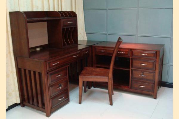 Liberty Hampton Bay Office-Cherry Writing Desk