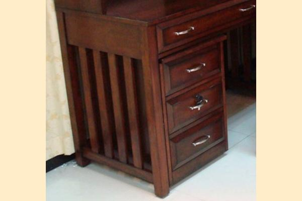 Liberty Hampton Bay Office-Cherry Mobile File Cabinet