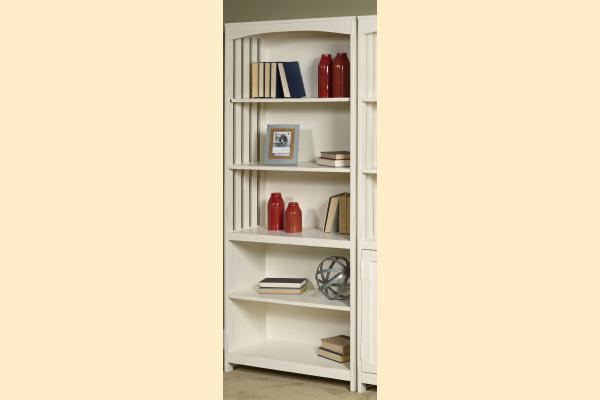 Liberty Hapmton Bay Office-White Open Bookcase