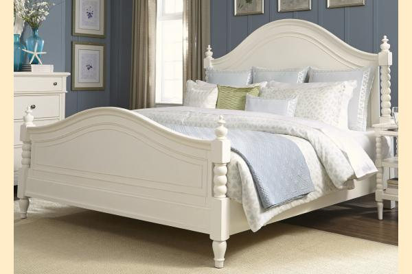 Liberty Harbor View II King Poster Bed