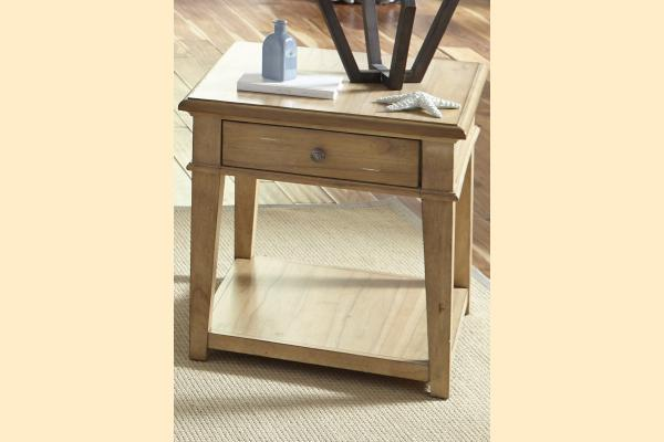 Liberty Harbor View End Table