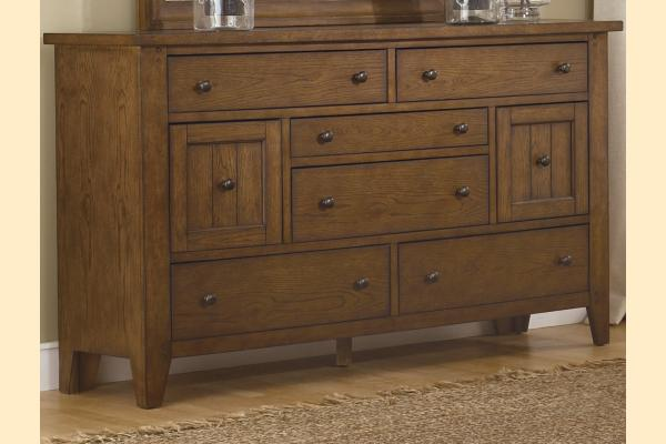 Liberty Hearthstone 8 Drawer Dresser