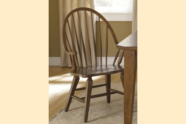 Liberty Hearthstone Windsor Back Arm Chair