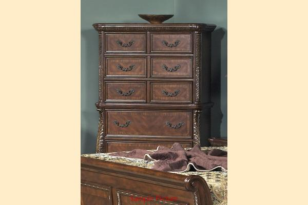 Liberty Highland Court Five Drawer Chest