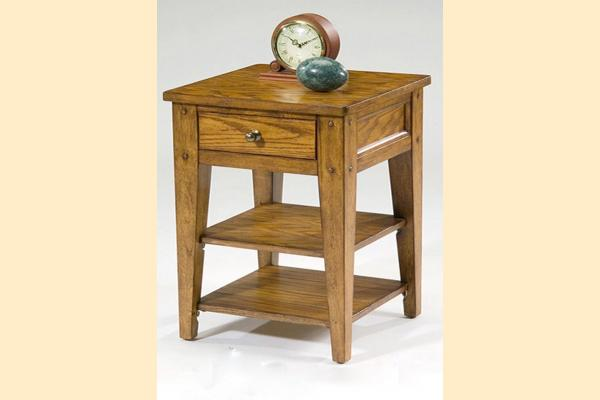 Liberty Lake House Chair Side Table