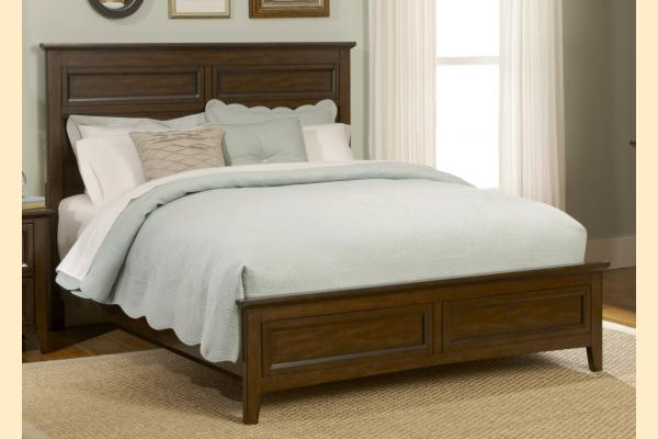 Liberty Laurel Creek King Panel Bed