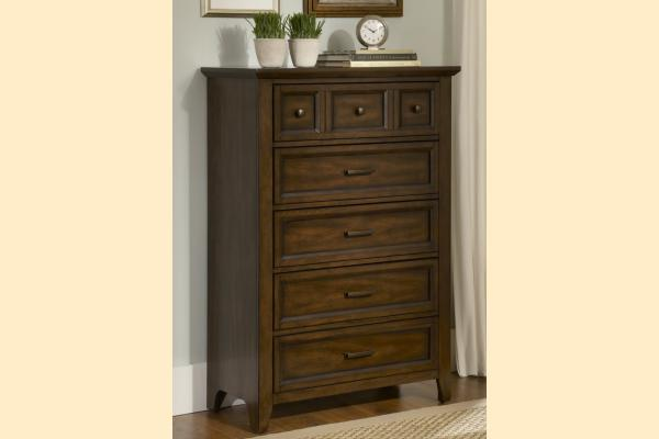 Liberty Laurel Creek Five Drawer Chest