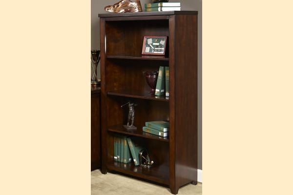 Liberty Leyton I Home Office Open Bookcase