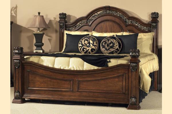 Liberty Messina Estates Queen Poster Bed