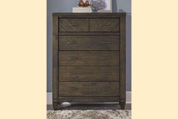 Liberty Modern Country 6 Drawer Chest