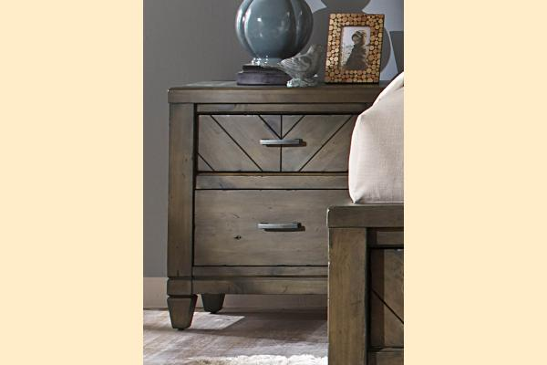 Liberty Modern Country Night Stand