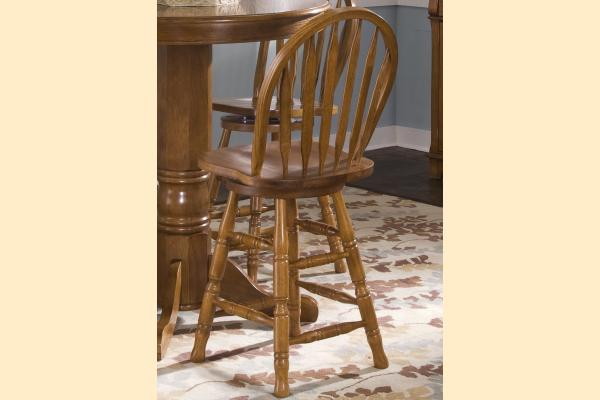 Liberty Nostalgia 24 Inch Arrow Back Barstool