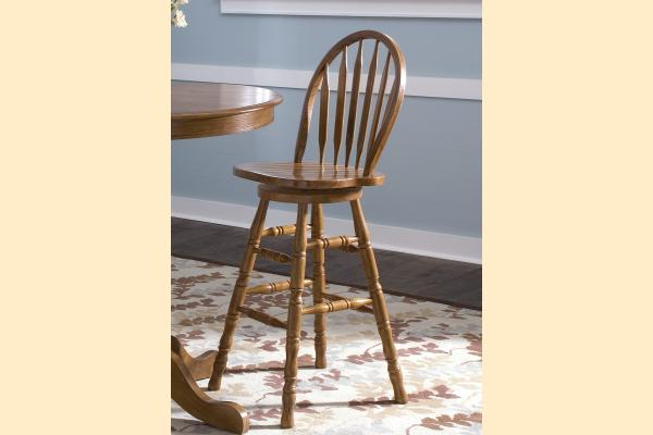 Liberty Nostalgia 30 Inch Arrow Back Barstool