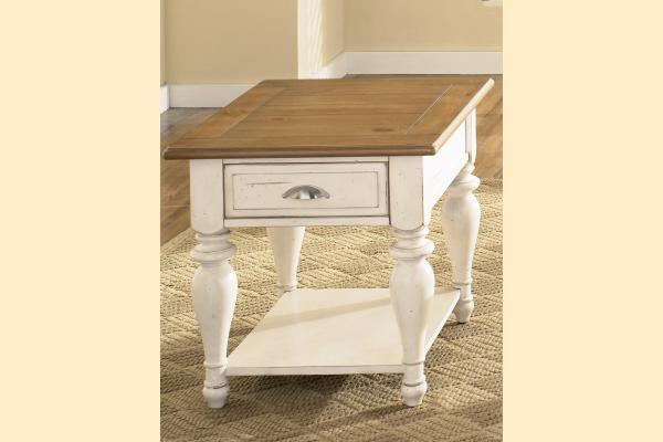 Liberty Ocean Isle Rectangular End Table