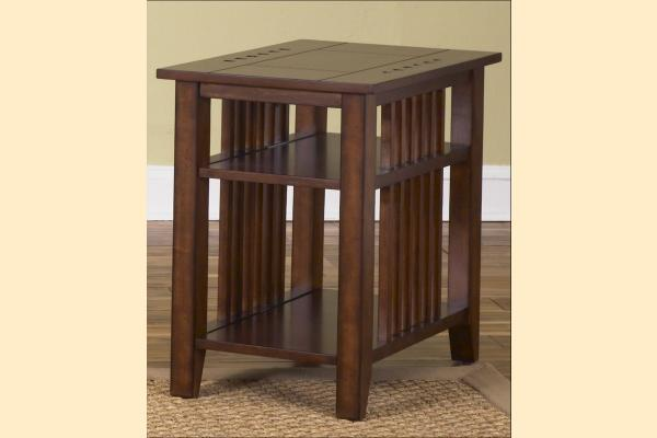 Liberty Praire Hills Chair Side Table