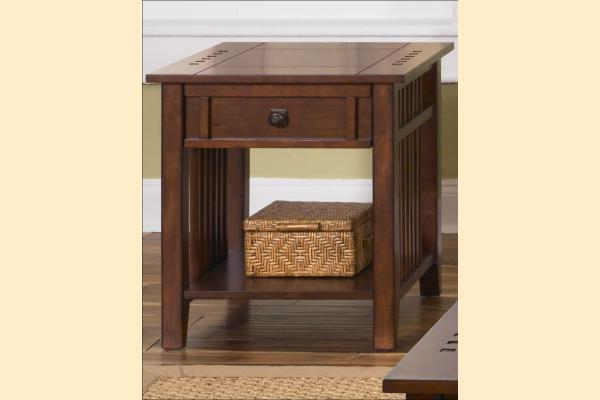 Liberty Prairie Hills End Table