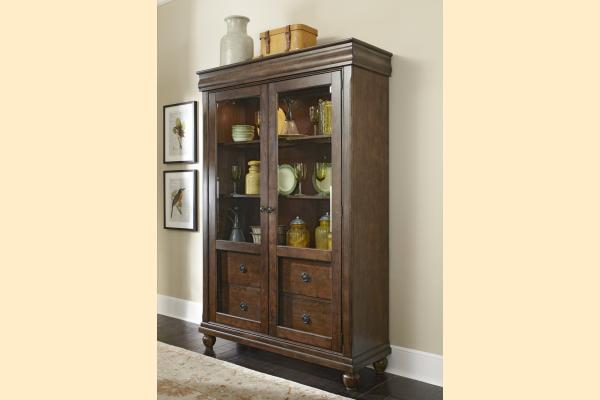 Liberty Rustic Tradition Display Cabinet