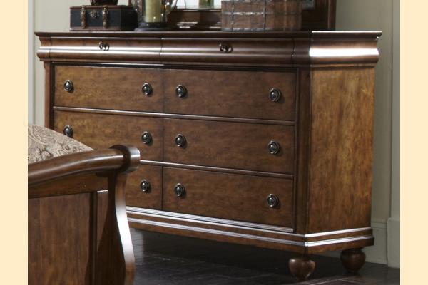 Liberty Rustic Traditions 8 Drawer Dresser
