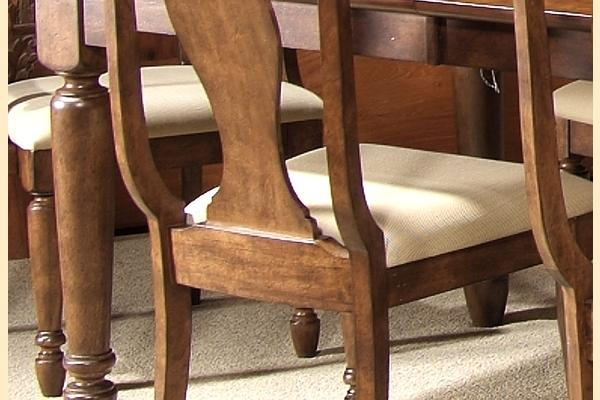 Liberty Rustic Tradition Splat Back Side Chair