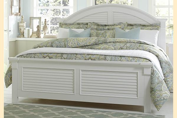 Liberty Summer House I Full Panel Bed