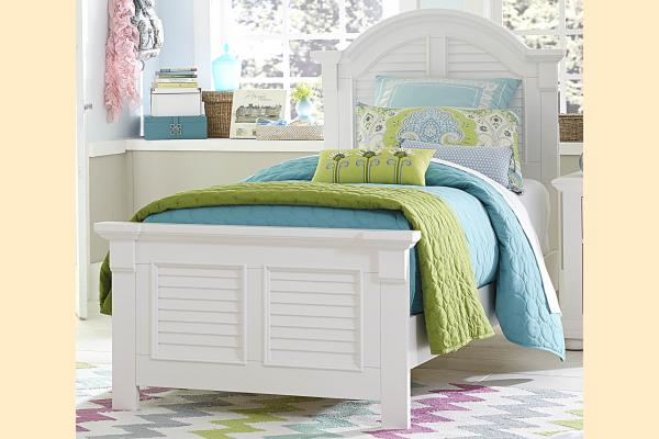 Liberty Summer House I Twin Panel Bed