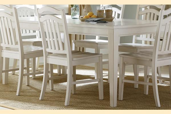 Liberty Summer Hills Rectangular Leg Table w/ One 18