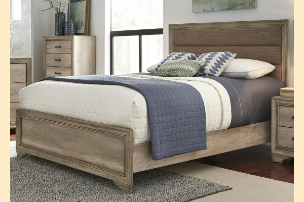 Liberty Sun Valley Twin Upholstered Bed