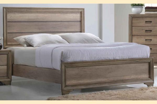 Liberty Sun Valley Queen Panel Bed