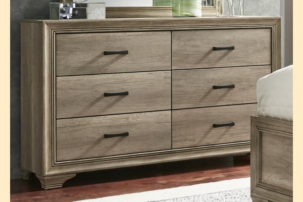 Liberty Sun Valley 6 Drawer Dresser