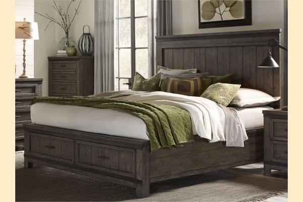 Liberty Thornwood Hills Queen Storage Bed