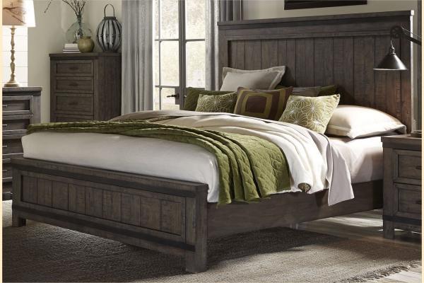 Liberty Thornwood Hills King Panel Bed
