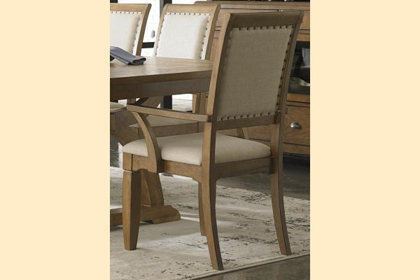 Liberty Town & Country Dining Uph. Arm Chair