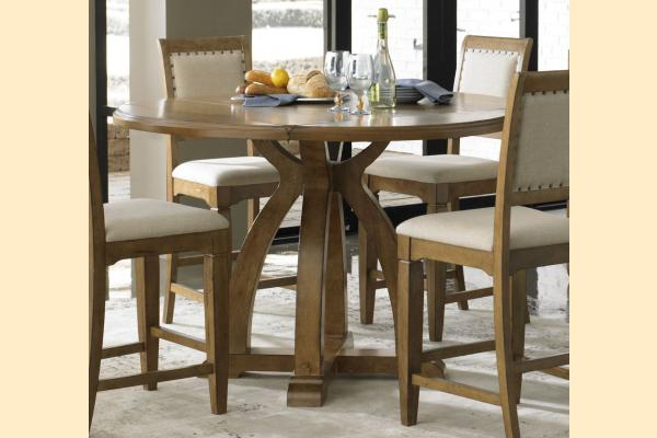 Liberty Town & Country Dining Gathering Table w/ 4 8