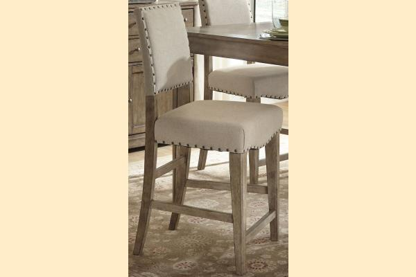 Liberty Weatherford Upholstered Counter Chair