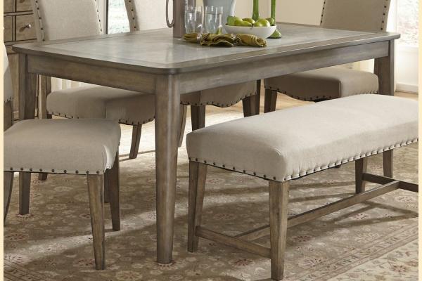 Liberty Weatherford Rectangular Leg Table