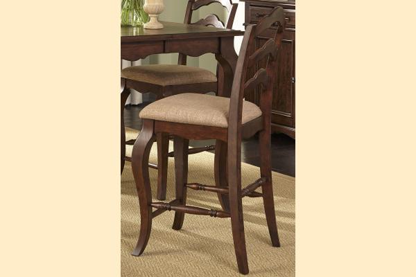 Liberty Woodland Creek Ladder Back Counter Chair