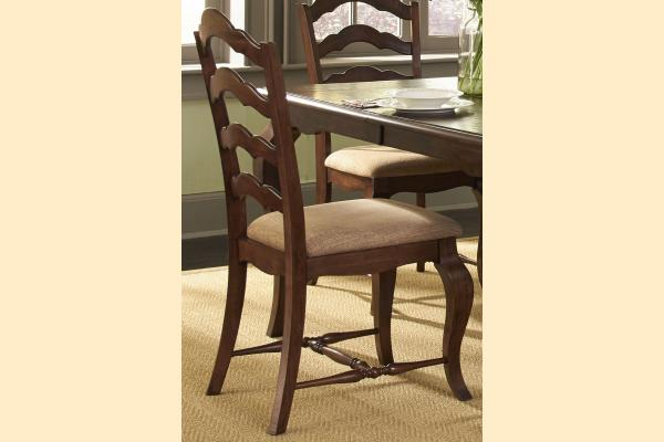 Liberty Woodland Creek Ladder Back Side Chair