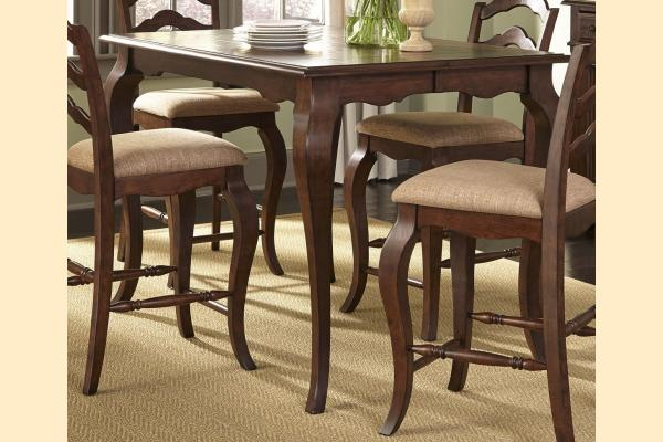 Liberty Woodland Creek Gathering Table Includes 18