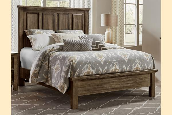 VB Artisan & Post  Maple Road-Maple Syrup Queen Mansion Bed