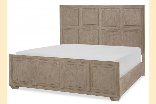 Legacy Bridgewater Cal King Panel Bed