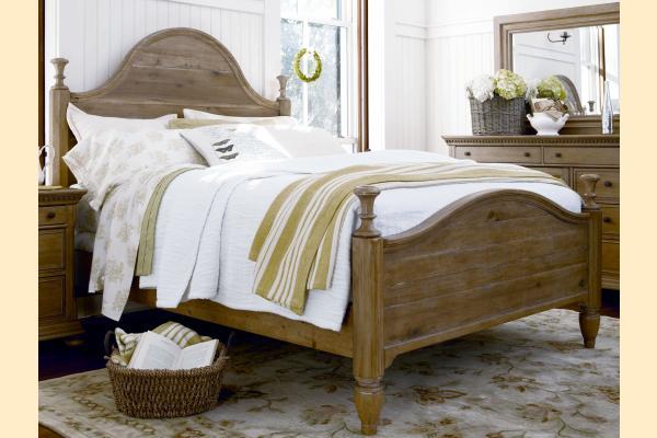 Paula Deen Paula Deen Down Home-Oatmeal Queen Down Home Bed