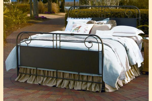 Paula Deen Paula Deen Down Home-Oatmeal King Garden Gate Bed