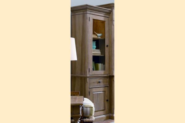 Paula Deen Paula Deen Down Home-Oatmeal Left Bookcase