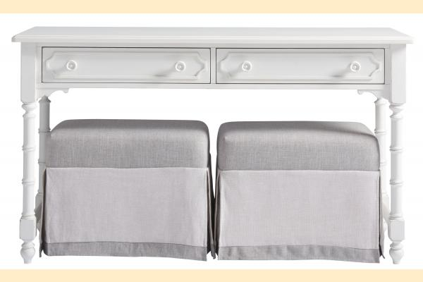 Paula Deen Bungalow Console with Benches