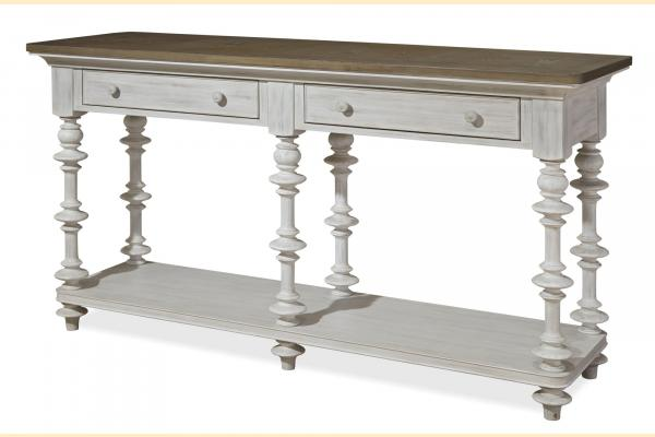 Paula Deen Dogwood-Blossom Console Table